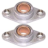 Murray Craftsman (2 Pack) Bearing & Retainer Assy # 334163MA-2pk
