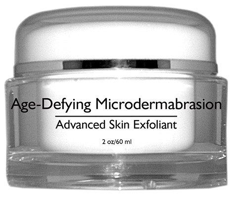 Vernal anti-âge microdermabrasion, Advanced Skin Exfoliant Scrub, Evens le teint et améliorer la peau Texture- réduire l'acné et prévenir les points noirs. Efficace tout en douceur Gommage Exfoliant.