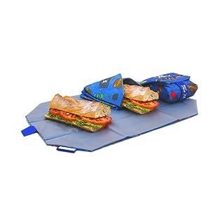 Tiowea Bolsa de Aislamiento port/átil Bolsas de Almacenamiento de Almuerzo Escolar de Viaje al Aire Libre Porta Alimentos
