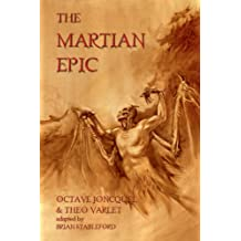 The Martian Epic (French Science Fiction Book 16)