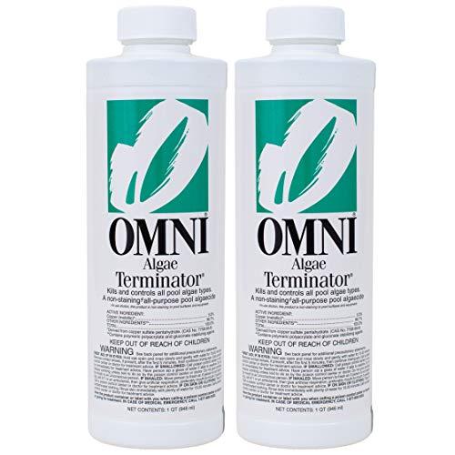 Omni Algae Terminator Algicide