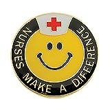 Nurses Make a Difference Lapel Pin - Set of 100