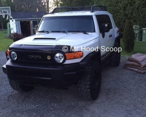 Xtreme Autosport Painted Hood Scoop Compatible with 2007-2014 Toyota FJ Cruiser by MrHoodScoop HS009