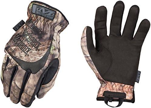 Mechanix Wear Handschuhe Mossy Oak FastFit Unterbrechung Country