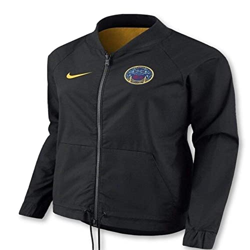 Amazon.com: Nike Golden State Warriors - Chaqueta deportiva ...