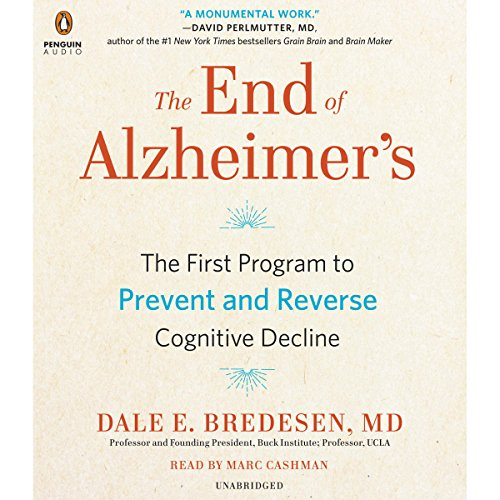 The End of Alzheimer's Audiobook by Dale Bredesen [Free Download] thumbnail