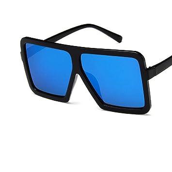 CHENHUI Gafas de Sol Gafas de Sol cuadradas Grandes Caja ...