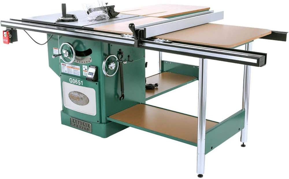 Grizzly G0651 Table Saws product image 2