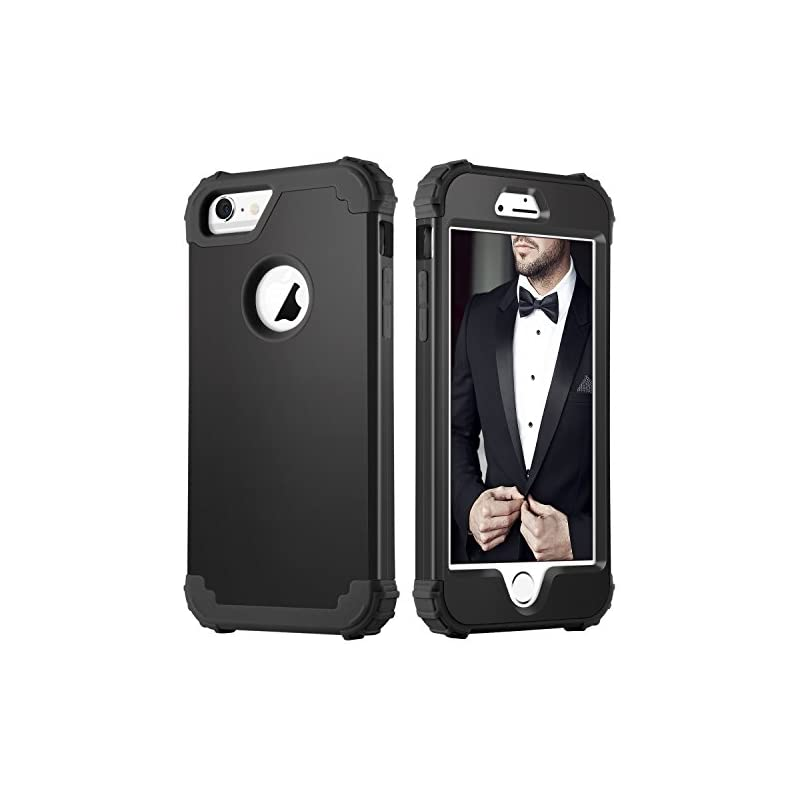 iPhone 6 Case, iPhone 6S Case, DUEDUE He