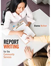 Report Writing for the Community Services