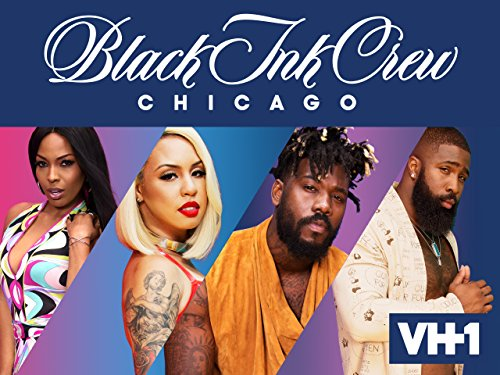 black ink crew chicago season 2 amazon. Black Bedroom Furniture Sets. Home Design Ideas
