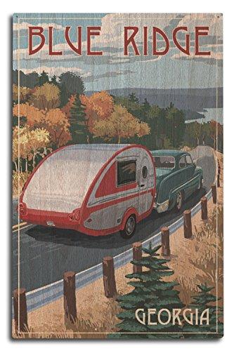 camper birch wall art - 8