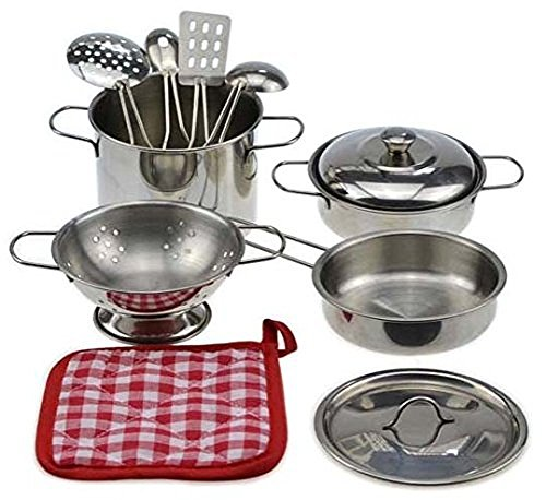 Kitchen Pots And Pans ~ Best liberty imports metal pots and pans kitchen cookware