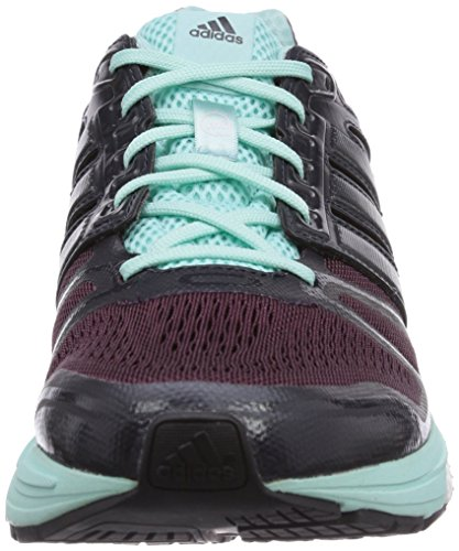 Metallic 7 Adidas Mint Multicolore Sequence carbon Red frost Femme Supernova Boost Chaussures rich De Running qfgaf7x