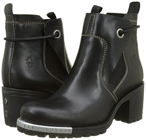 Black Fly London Luxe046fly 0iqai1 Donna 000 Nero Stivali Rx4Yqq