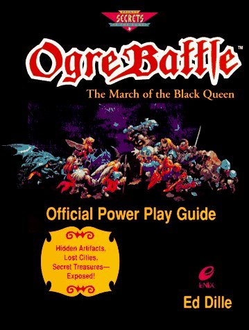 Ogre Battle: The March of the Black Queen Official Power
