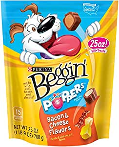 Amazon.com : Purina Beggin' Bacon Cheddar & Monterey Jack