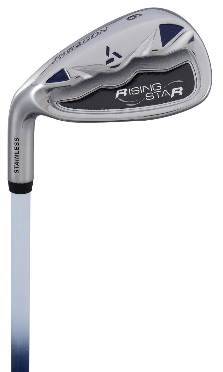 Paragon Rising Star Kids Junior 9 Iron Ages 11-13 Blue