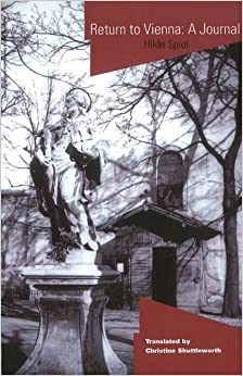Book Return to Vienna: A Journal (Studies in Austrian Literature, Culture and Thought, Translation Series) by Hilde Spiel (2011-09-30)