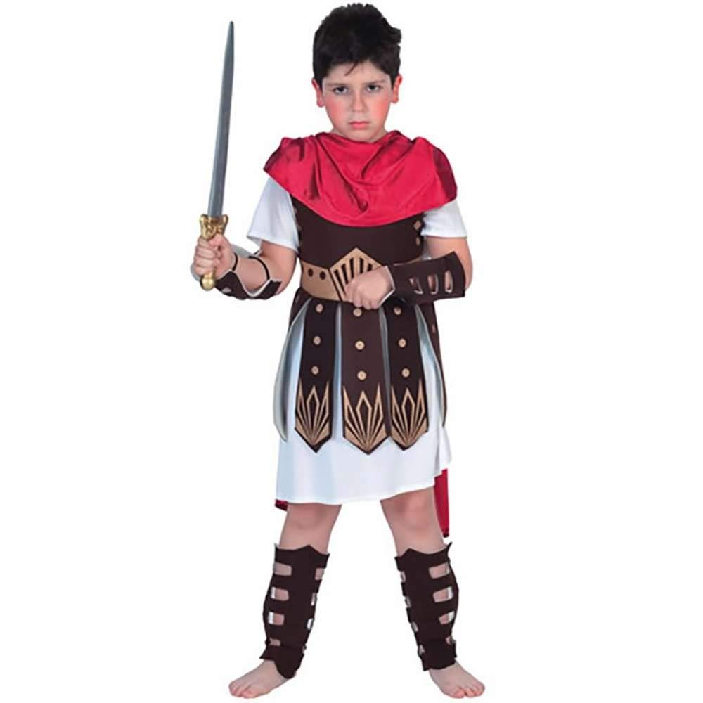 Fyasa 705949-t03 romano disfraz, tamaño mediano: Amazon.es ...