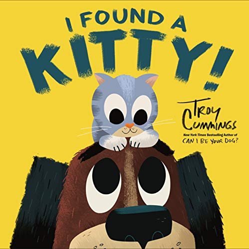 Book Cover: I Found A Kitty!