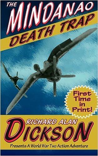 The Mindanao Death Trap: Richard Alan Dickson: 9781496186133 ...
