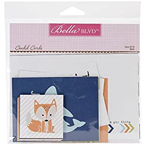 Bella Blvd Max Candid Cards, 21-Pack