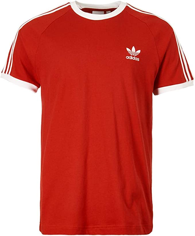 adidas t shirt the brand with 3 stripes