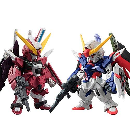 FW GUNDAM CONVERGE SP08 Destiny Gundam & Infinite Justice Gundam Candy Bandai