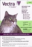 Product review for Vectra for Cats & Kittens Over 9lbs 3 Doses