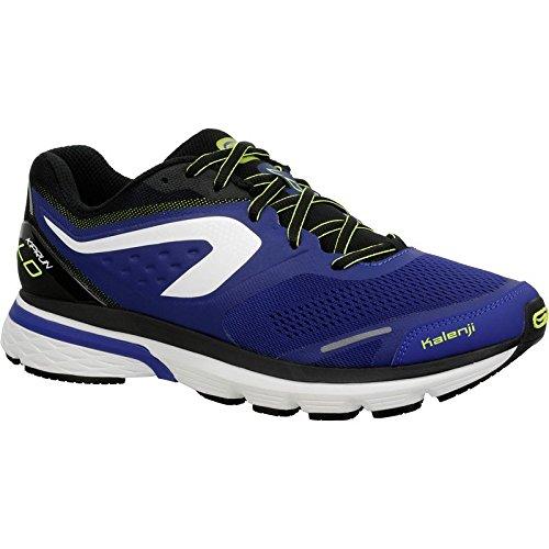 ea218e4eed4 KALENJI KIPRUN LD MEN S RUNNING SHOES - BLUE BLACK (EU 40)  Buy ...