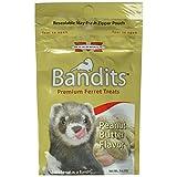 Marshall Bandits Ferret Treat, 3-Ounce, Peanut Butter