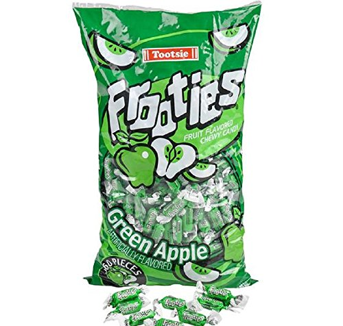 EASTER BASKET FILLERS, GREEN APPLE TOOTSIE FROOTIE, These fr