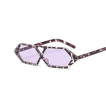 DFIHDCN Gafas de Sol 2019 Retro Gafas de Sol pequeñas ...