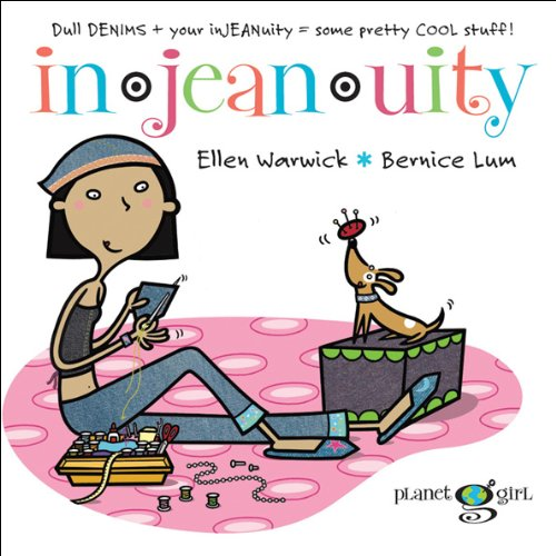 Read Online Injeanuity (Planet Girl) ebook