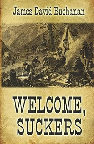 book cover of Welcome, Suckers