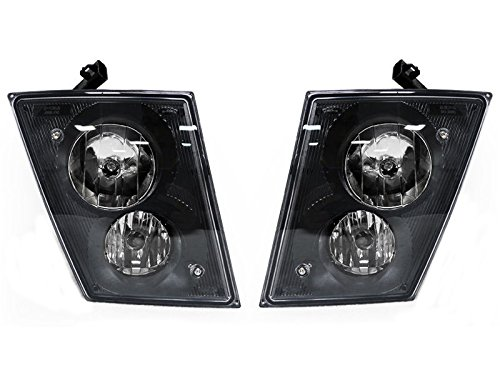 Eagle Eyes VL002-B110L VL002-B110R Fit 2003-2015 VOLVO VN VNL Fog Lamp Pair