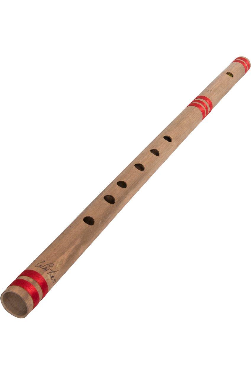 Bansuri, Professional Flute in G, 24.75''