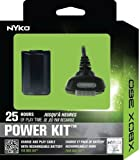 xbox 360 power a controller - Nyko Power Kit 360 for Xbox 360 (Black)