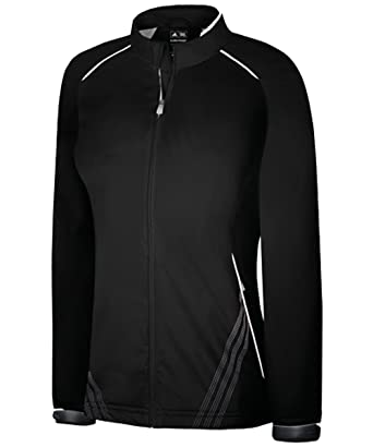 0725c7fb749527 adidas Golf Women s climaproof Storm Soft Shell Jacket 1 - black - X-Small