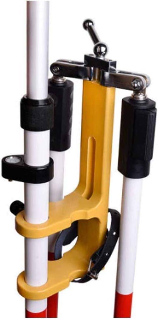 Size : 2.15M 2.15 M Reinforced Centering Rod Rod SHENGSHIHUIZHONG Centering Rod Bracket Prism Rod