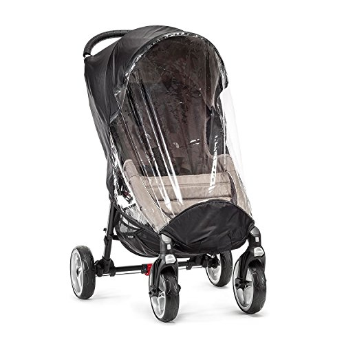 4 Wheel City Mini Pram - 1