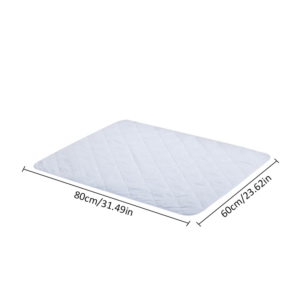 Portable Travel Mats 40 * 50CM Baby Diaper Changing Pad Liners Waterproof Antibacterial /& Hypoallergenic Softest Change Table Cover Machine Wash /& Dry