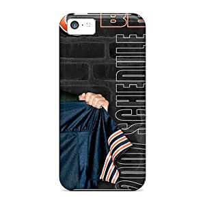 Brand New 5c Defender Cases For Iphone (chicago Bears) hjbrhga1544