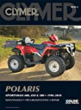 img - for Clymer Polaris Sportsman 400, 450 & 500, 1996-2010 (Clymer Motorcycle Repair) book / textbook / text book