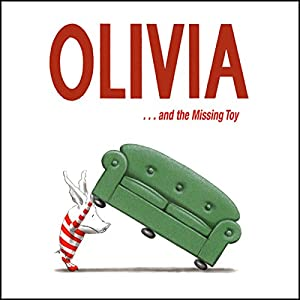 Olivia... and the Missing Toy Audiobook