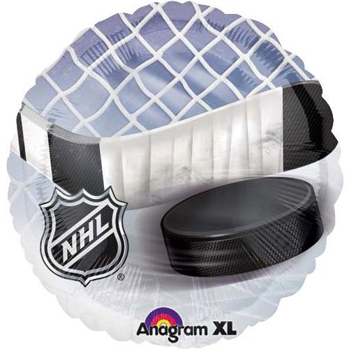 Hockey Fan Costume Ideas (Mayflower BB54603 Nhl 1834; Balloon -Each)