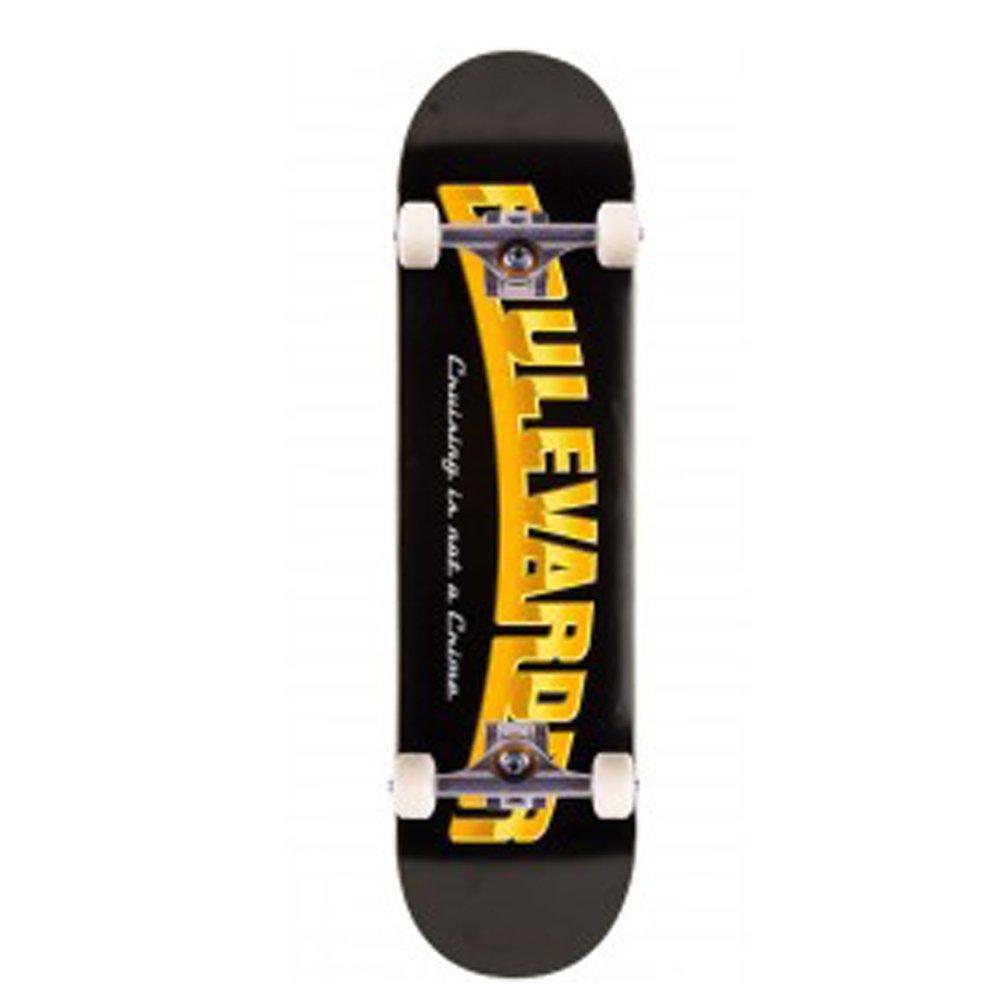 Blvd Skateboards Team Genuine Skateboard Deck