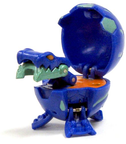 - Bakugan Battle Brawlers Blue Aquos Juggernoid Series 1 Booster Pack