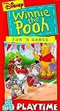 Winnie the Pooh: Fun N Games [VHS]